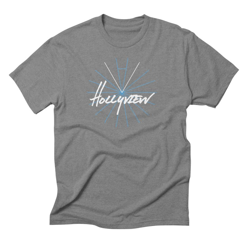 Hollyview Star Men's Triblend T-Shirt by hollyview's Artist Shop