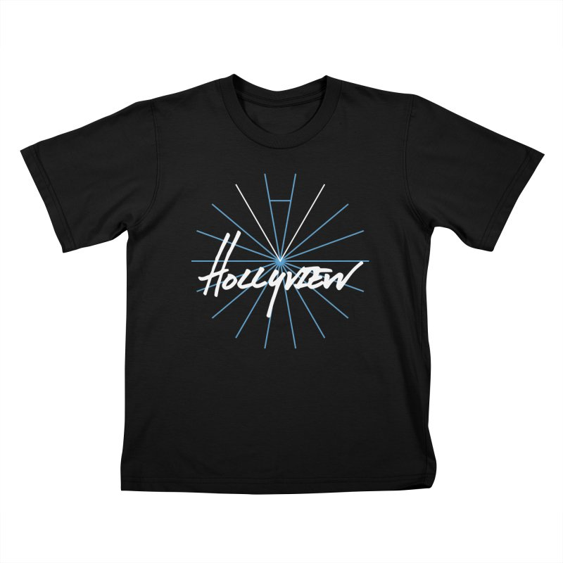 Hollyview Star Kids T-Shirt by hollyview's Artist Shop