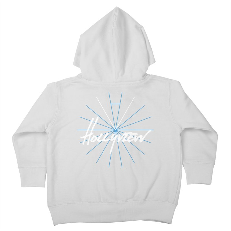 Hollyview Star Kids Toddler Zip-Up Hoody by hollyview's Artist Shop
