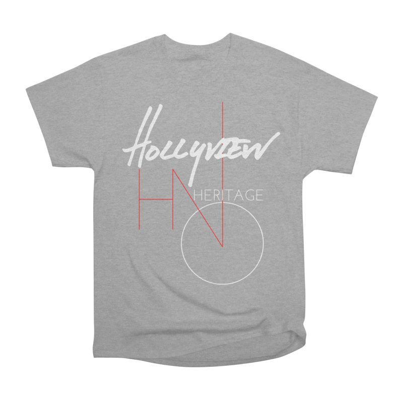 Hollyview Heritage Men's Heavyweight T-Shirt by hollyview's Artist Shop