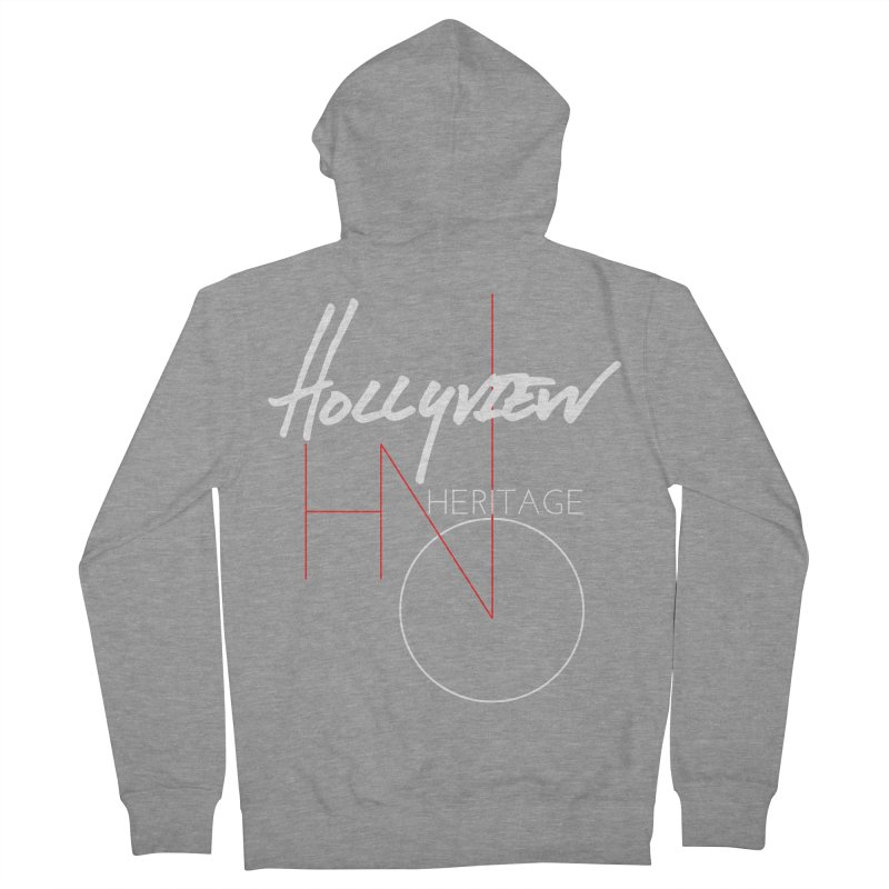 Hollyview Heritage Women's Zip-Up Hoody by hollyview's Artist Shop