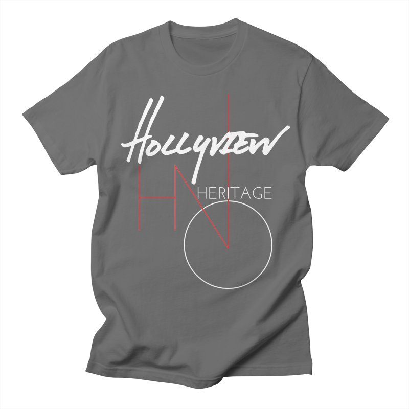 Hollyview Heritage Men's T-Shirt by hollyview's Artist Shop