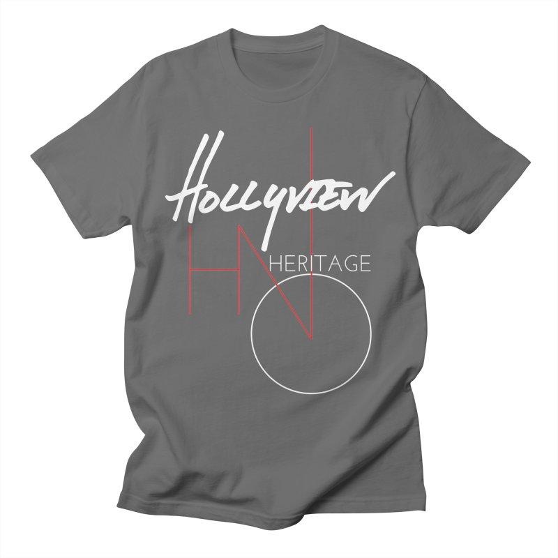 Hollyview Heritage Men's Regular T-Shirt by hollyview's Artist Shop