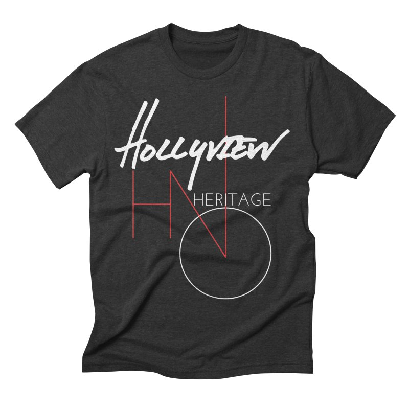 Hollyview Heritage Men's Triblend T-Shirt by hollyview's Artist Shop