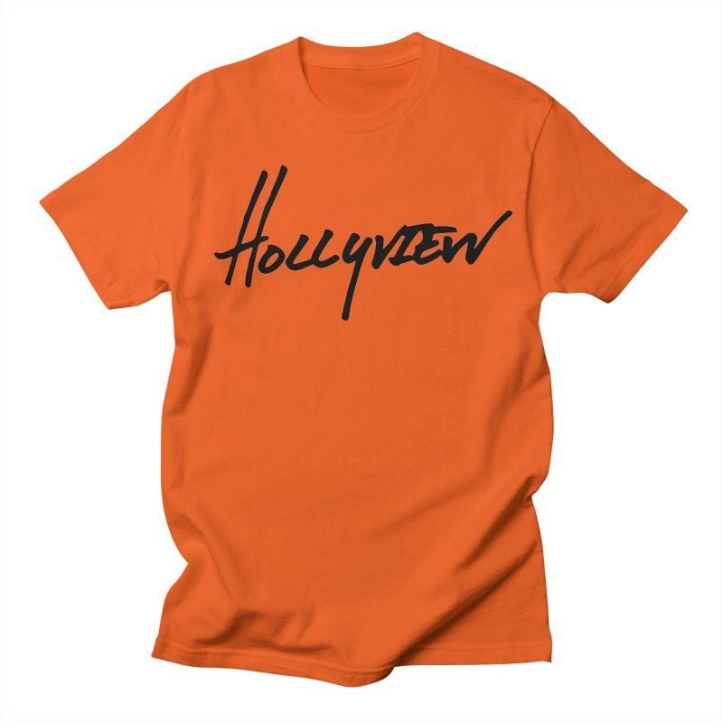 Hollyview Handwriting  Women's Unisex T-Shirt by hollyview's Artist Shop