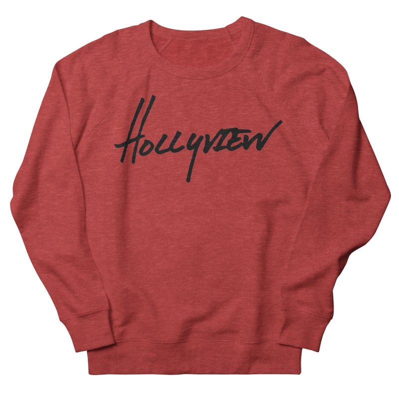Hollyview Handwriting  Women's Sweatshirt by hollyview's Artist Shop