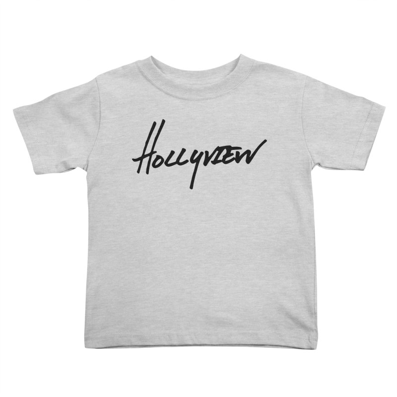 Hollyview Handwriting  Kids Toddler T-Shirt by hollyview's Artist Shop