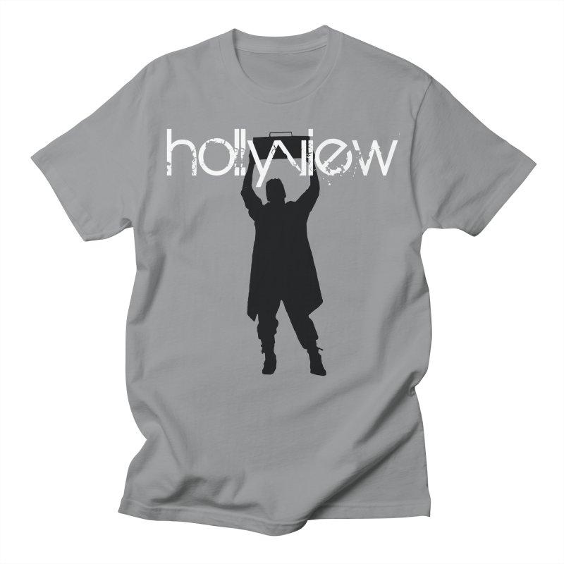 Say Something Something Men's Regular T-Shirt by hollyview's Artist Shop