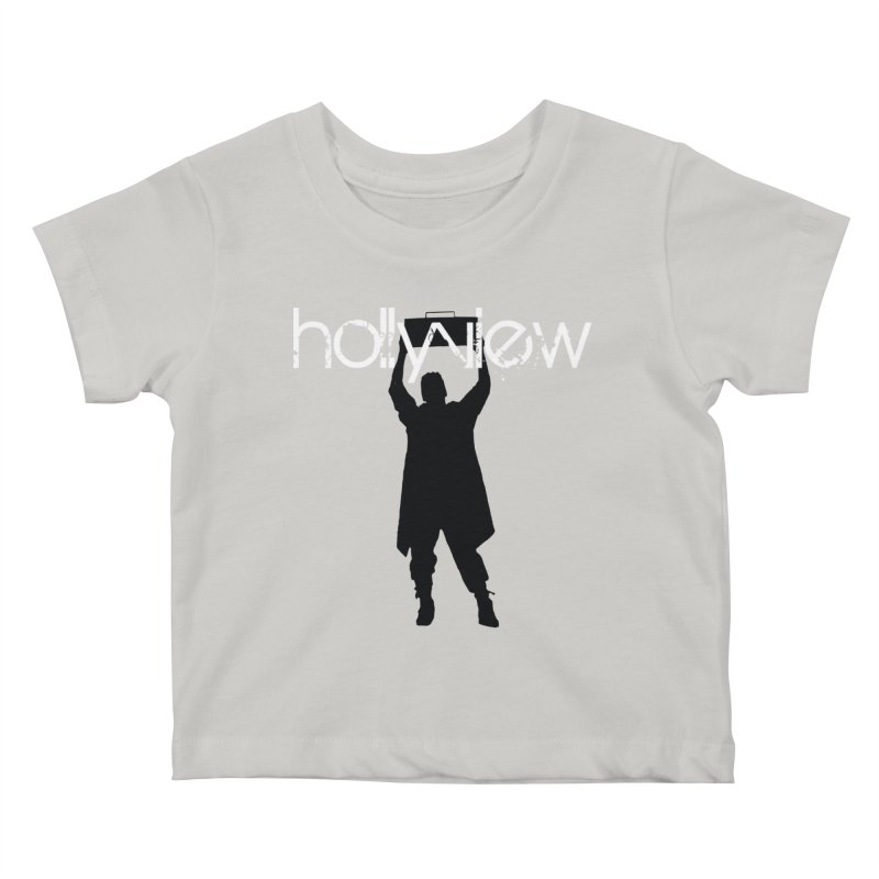 Say Something Something Kids Baby T-Shirt by hollyview's Artist Shop