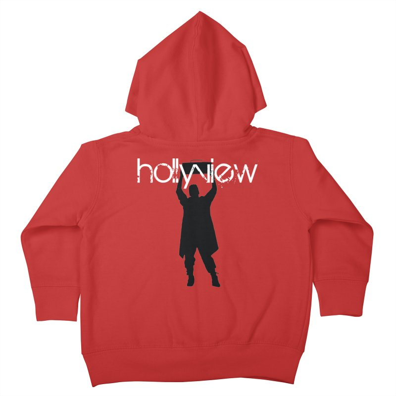 Say Something Something Kids Toddler Zip-Up Hoody by hollyview's Artist Shop