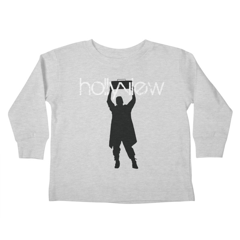 Say Something Something Kids Toddler Longsleeve T-Shirt by hollyview's Artist Shop