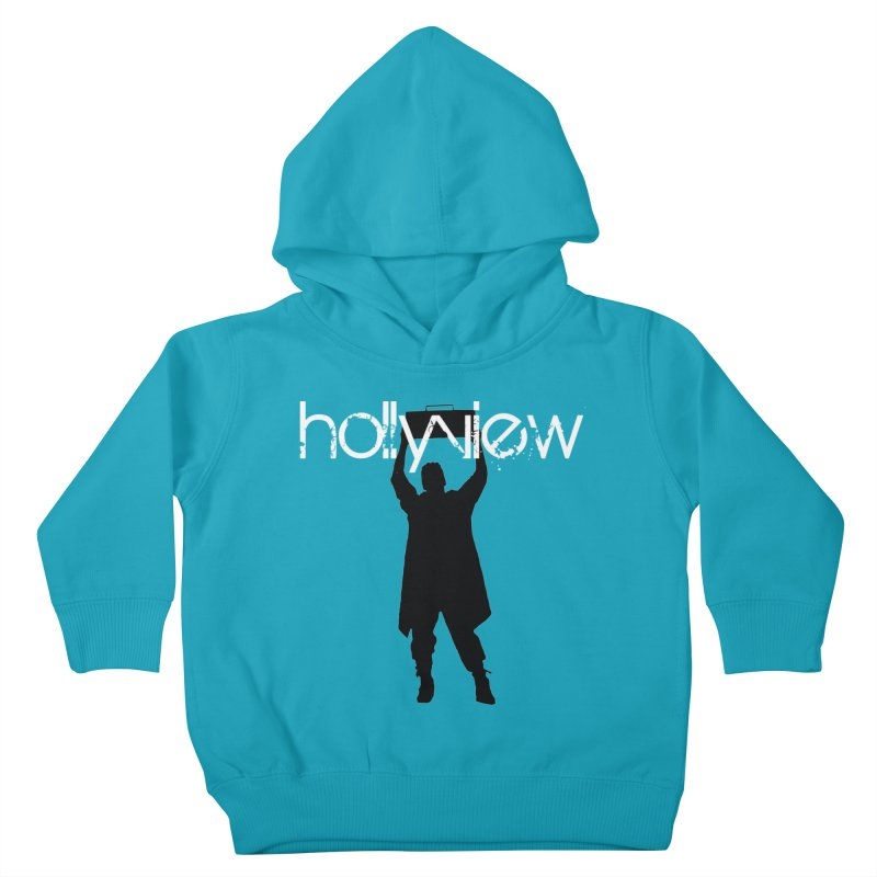 Say Something Something Kids Toddler Pullover Hoody by hollyview's Artist Shop