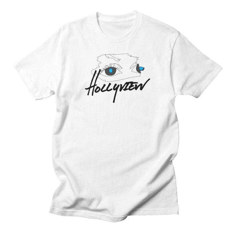Eyes Women's Regular Unisex T-Shirt by hollyview's Artist Shop