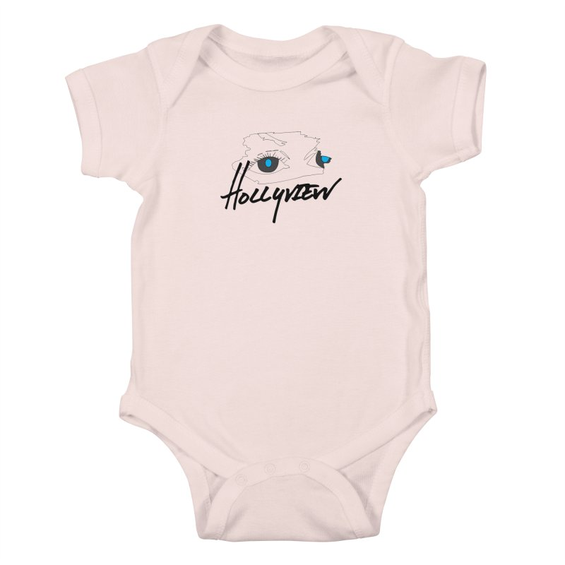 Eyes Kids Baby Bodysuit by hollyview's Artist Shop