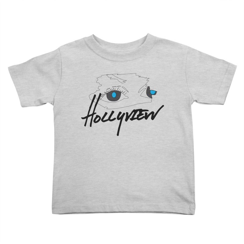 Eyes Kids Toddler T-Shirt by hollyview's Artist Shop