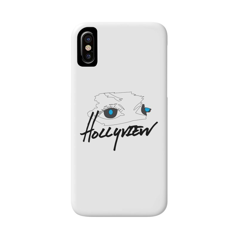Eyes Accessories Phone Case by hollyview's Artist Shop