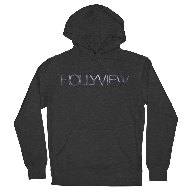 SPACE 1 Men's Pullover Hoody by hollyview's Artist Shop