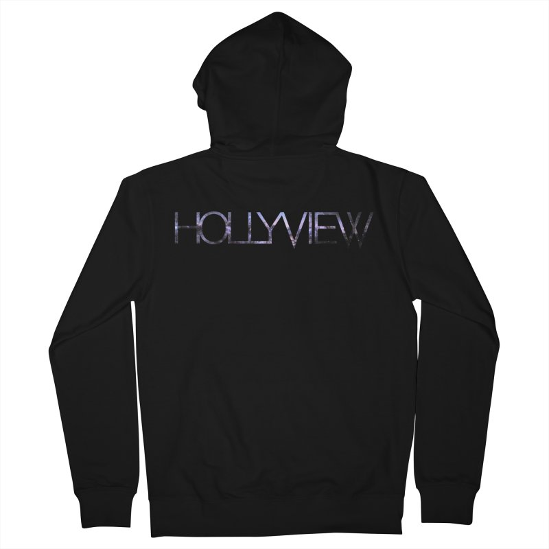 SPACE 1 Women's Zip-Up Hoody by hollyview's Artist Shop