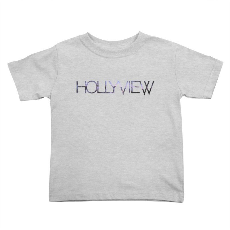 SPACE 1 Kids Toddler T-Shirt by hollyview's Artist Shop