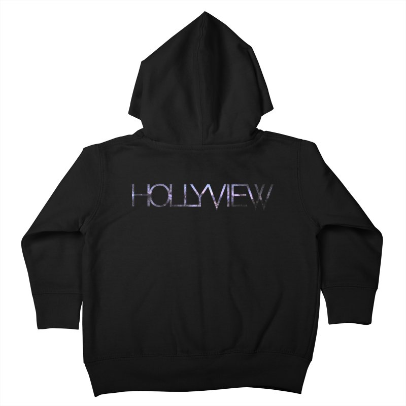 SPACE 1 Kids Toddler Zip-Up Hoody by hollyview's Artist Shop