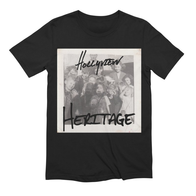 Heritage Cover Men's Extra Soft T-Shirt by hollyview's Artist Shop