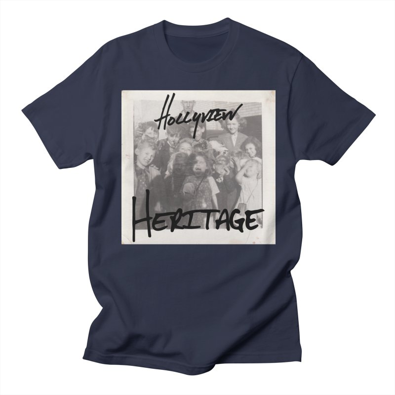 Heritage Cover Men's Regular T-Shirt by hollyview's Artist Shop