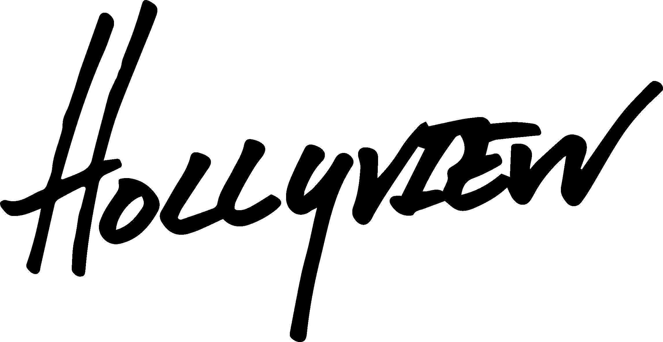 hollyview's Artist Shop Logo