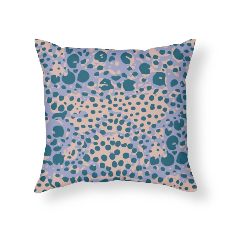 Rhopalothrix diadema - tan Home Throw Pillow by Holotype