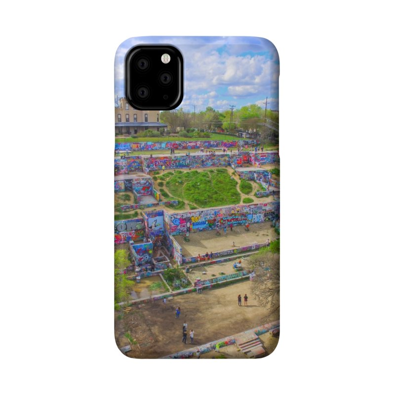 Hope Outdoor Gallery / Custom Merchandise / Aerial Photography Accessories Phone Case by Holp Photography Artist Shop