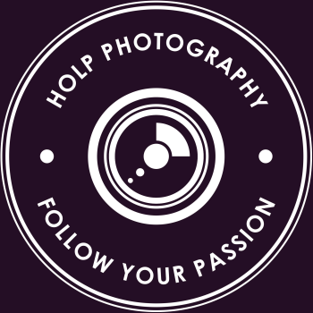 Holp Photography Artist Shop Logo