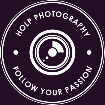 Holp Photography Artist Shop Logo