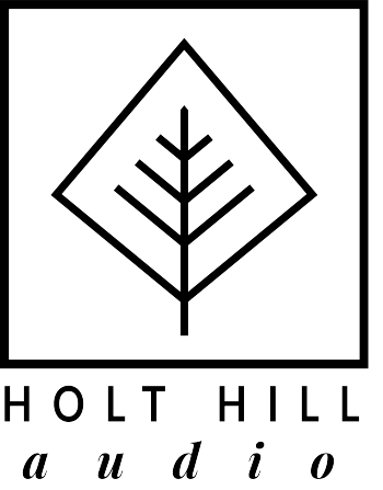 Holt Hill Audio, LLC - Elevating Your Sound Logo