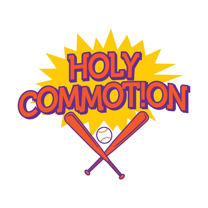Holy Commotion - Softball Team Shirts Men's T-Shirt by Holy Communion's Artist Shop