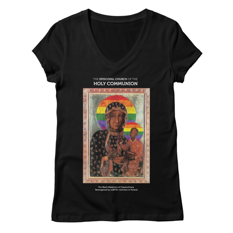 Women's None by Holy Communion's Artist Shop