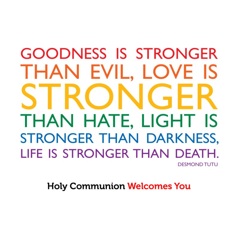 Tutu Quote for Light Colors by holycommunion's Artist Shop