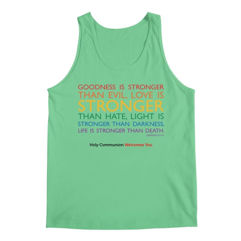 Tutu Quote for Light Colors Men's Regular Tank by Holy Communion's Artist Shop
