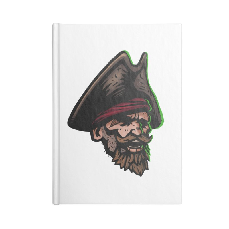 Captain Holy Accessories Notebook by Holy Shop