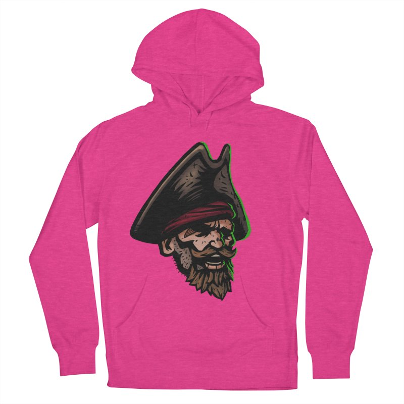 Captain Holy Women's French Terry Pullover Hoody by Holy Shop
