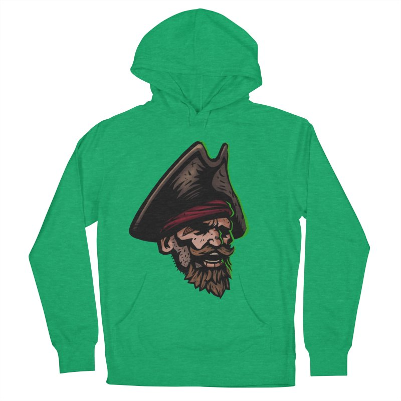 Captain Holy Men's French Terry Pullover Hoody by Holy Shop