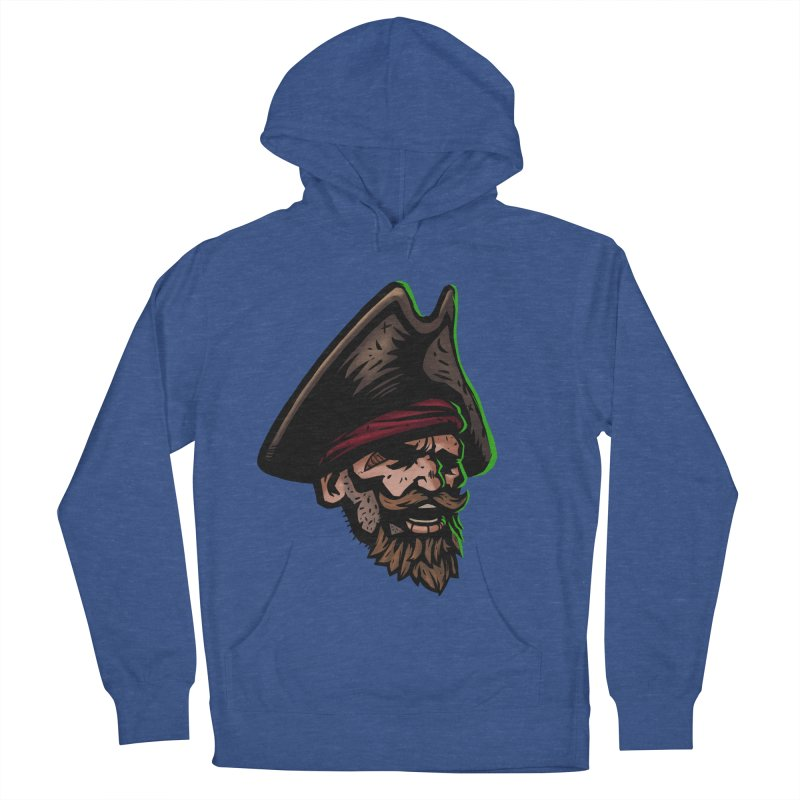 Captain Holy Men's Pullover Hoody by Holy Shop