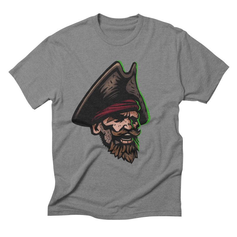 Captain Holy Men's Triblend T-Shirt by Holy Shop