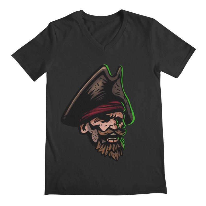 Captain Holy Men's Regular V-Neck by Holy Shop