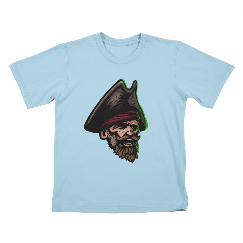 Captain Holy Kids T-Shirt by Holy Shop