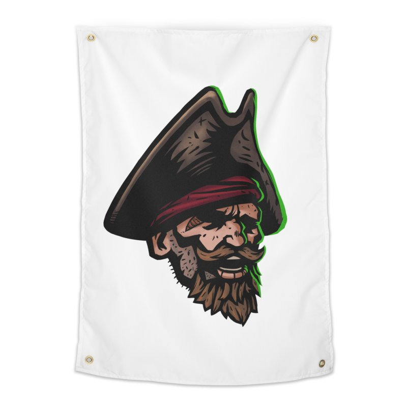 Captain Holy Home Tapestry by Holy Shop