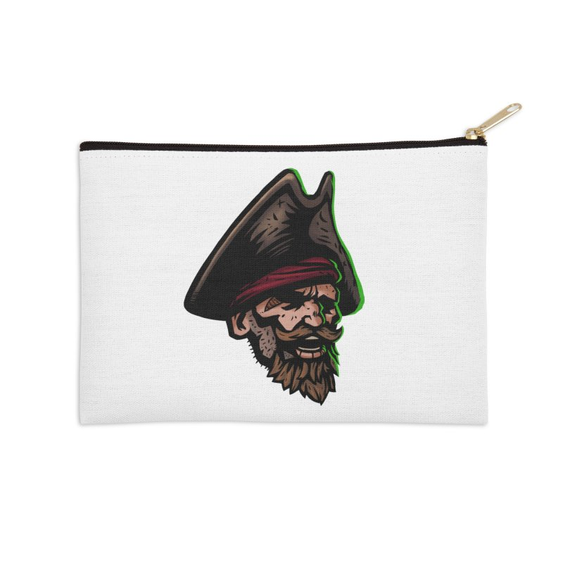 Captain Holy Accessories Zip Pouch by Holy Shop