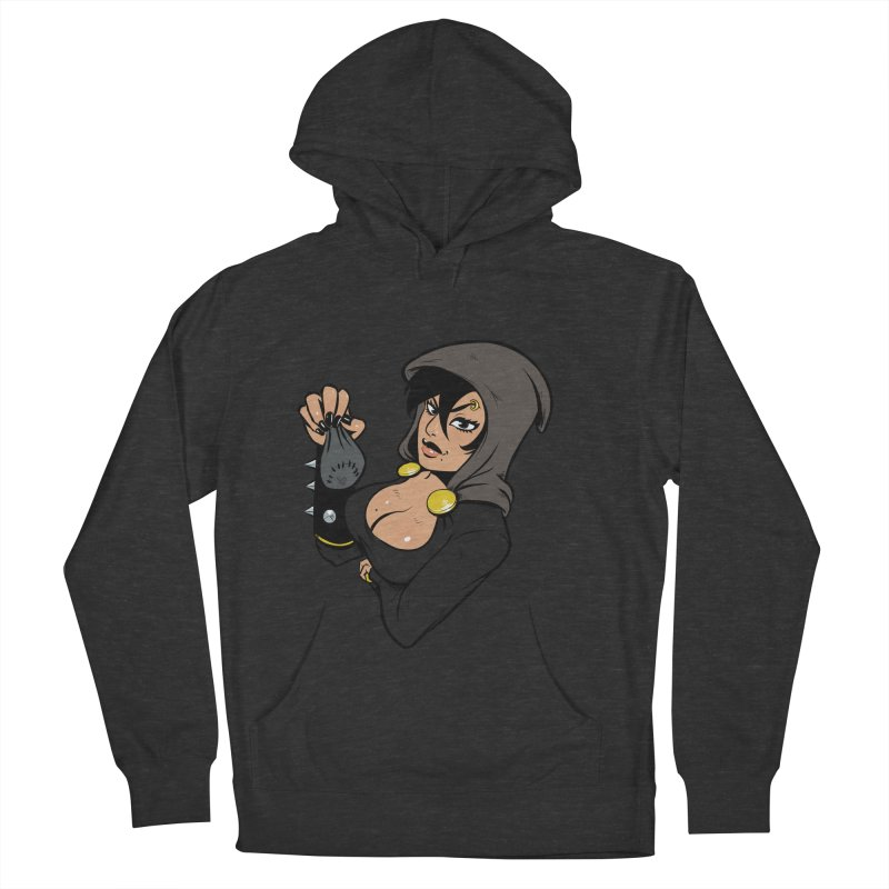 Lady Thief Men's Pullover Hoody by Holy Shop