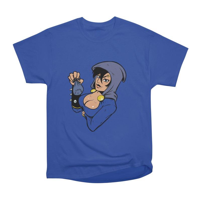 Lady Thief Men's Heavyweight T-Shirt by Holy Shop