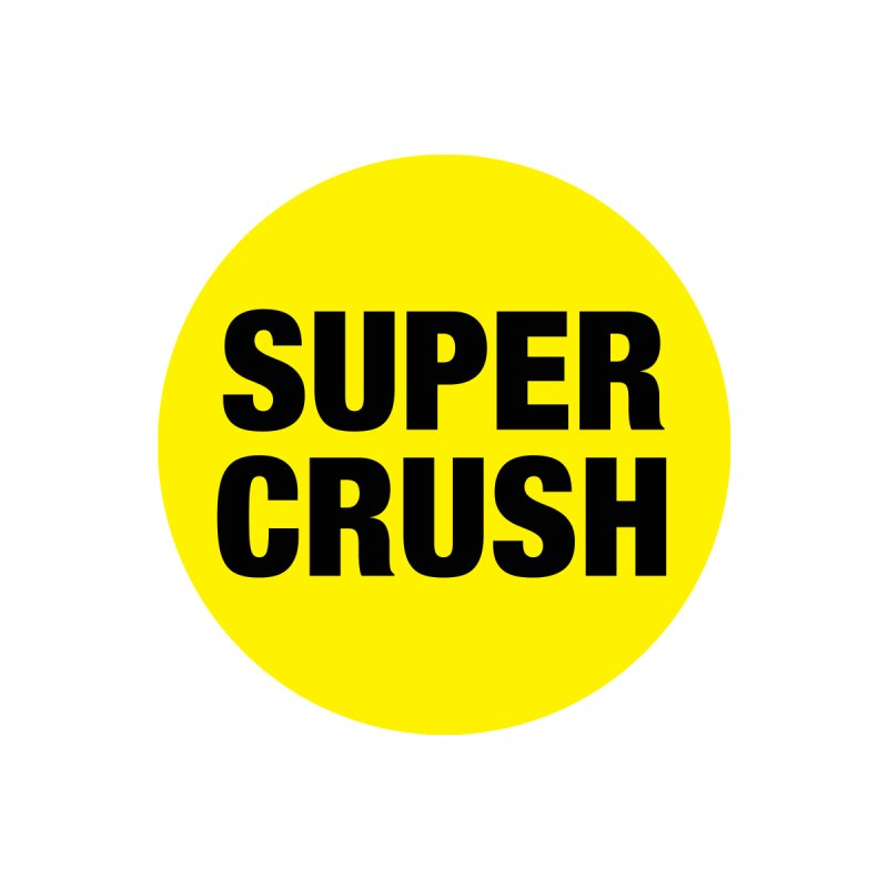 SUPERCRUSH by Holy Magic Merch