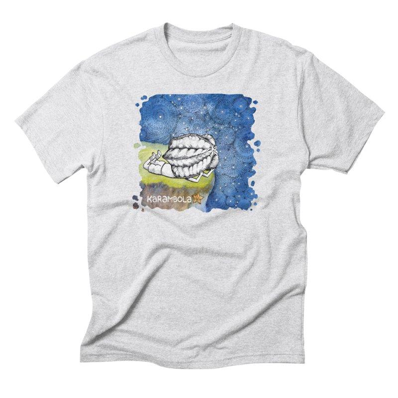 Starry Night from Karambola Men's T-Shirt by holypangolin