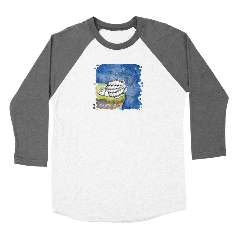Starry Night from Karambola Women's Longsleeve T-Shirt by holypangolin